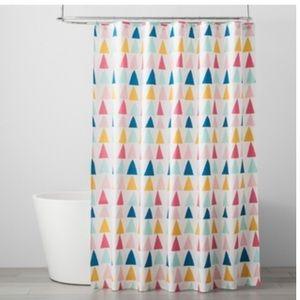 PILLOWFORT Tiny Tessellations Shower Curtain
